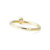 Aukso žiedas su briliantu Pumpuras, YURGA