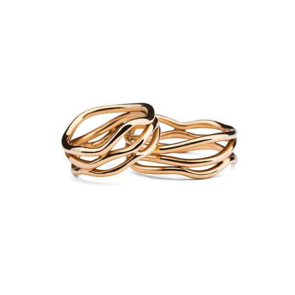 Vestuviniai žiedai Karūna, YURGA