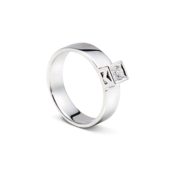 Žiedas Myliu