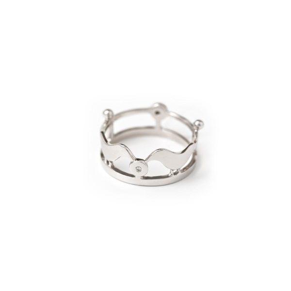 Žiedas Ilgai ir laimingai