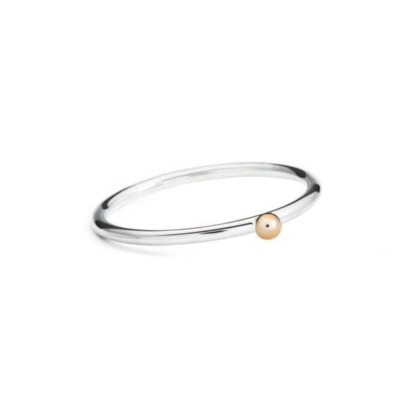 Žiedas mažutis Bučinukas