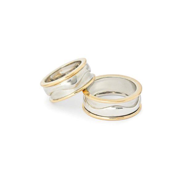 Vestuviniai žiedai Bangos