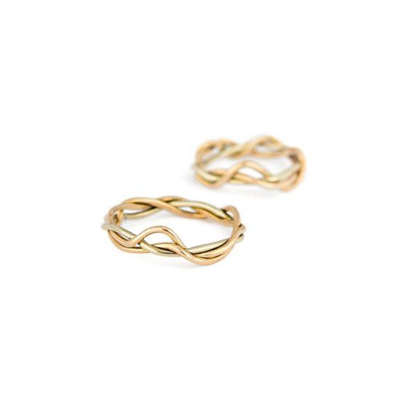 Vestuviniai žiedai Vainikai