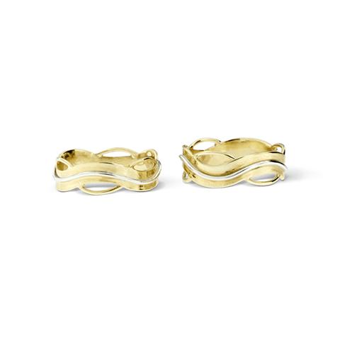 Vestuviniai žiedai Kalvos