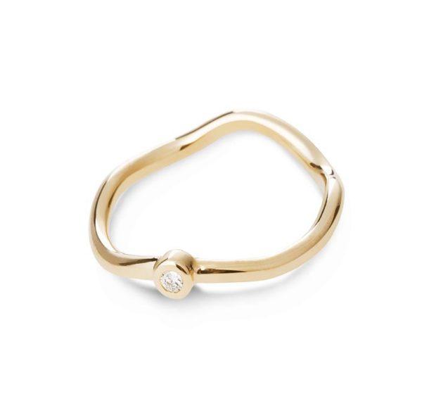 Žiedas Karūnėlė