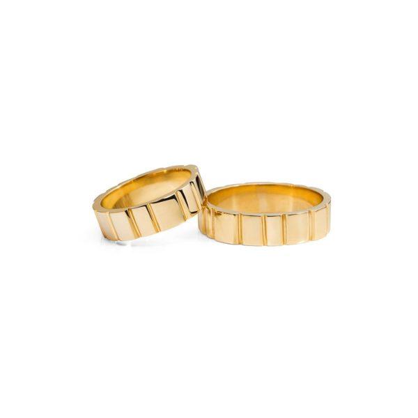 Vestuviniai žiedai Runos