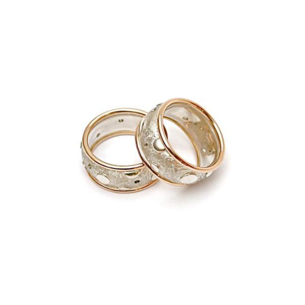 Vestuviniai žiedai Rojaus Obuoliukai