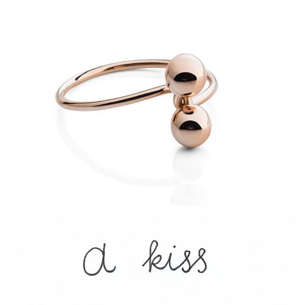 Aukso žiedas Bučinukai